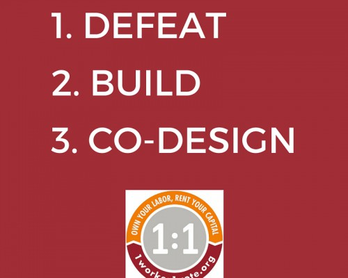 DEFEAT BUILD CO-DESIGN
