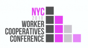 NYC workers cooperatives conference logo