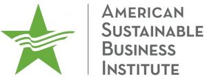 American Sustainable Business Institute logo