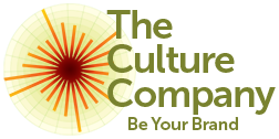 the culture company logo