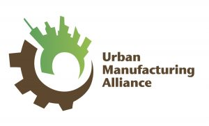 urban manufacturing alliance logo