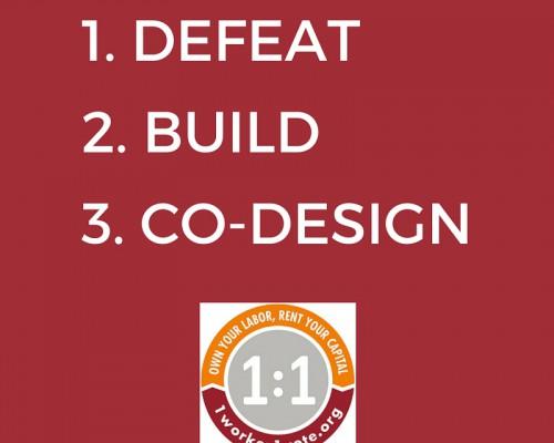 DEFEAT BUILD CO-DESIGN